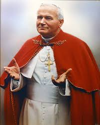 pope-john-paul-red-cape