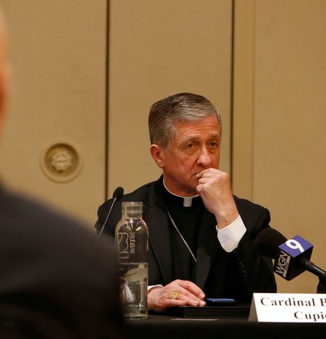No Cardinal Cupich, the John Jay Report doesn't make me feel any better.