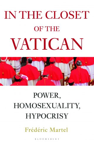 What Did Author Hope to Accomplish With 'In the Closet of the Vatican'?